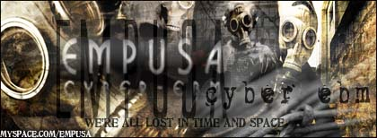 FrightDoll Empusa Industrial Music Collaboration