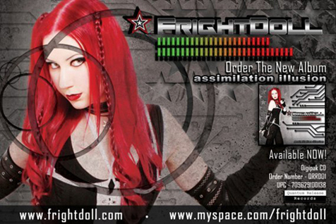 Fright Doll Music - Assimilation Illusion
